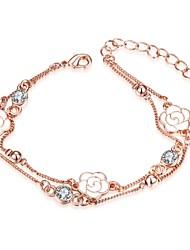abordables -Femme Chaînes & Bracelets Charmes pour Bracelets Cristal Naturel Amitié Gothique Mode Vintage Bohême Style Punk Hip-Hop Pierre Turc
