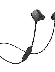 baratos -QCY QY12 No ouvido / Banda de pescoço Sem Fio Fones Eletroestático Plástico Esporte e Fitness Fone de ouvido Com controle de volume / Com
