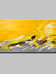cheap -Large Hand Painted Modern Abstract Oil Painting On Canvas Wall Pictures For Home Decoration Ready To Hang