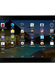 billiga -Jumper 10.1 tum Android Tablet (Android 5,1 1280 x 800 Quad Core 1GB+16GB) / 64 / Mini USB / SIM kortläsare / TF-Kortplats / Hörlursuttag 3.5mm