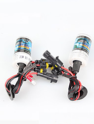 2pcs 35W Xenon Light H1 Car Auto Headlight Light 3000K Xenon Replacement Kit Head Light Headlamp DC12V
