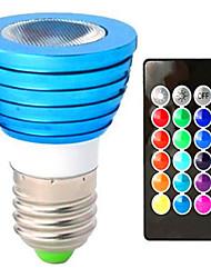 cheap -3W Recessed Retrofit 1 High Power LED 150 lm RGB K AC85-265 V