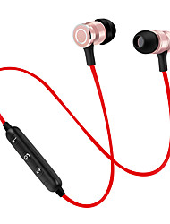 cheap -Magnet Bluetooth Earphone Wireless Bluetooth Headset Sports Running Stereo Super Bass Earbuds With Mic for Mobile Phone