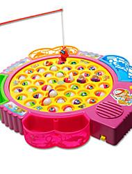 baratos -Brinquedos de pesca Elétrico Legal Crianças Brinquedos Dom