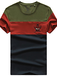 preiswerte -Herrn T-Shirt für Wanderer Rasche Trocknung Atmungsaktiv T-shirt Oberteile für Angeln Sommer M L XL XXL XXXL