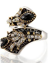 Массивные кольца Кольцо Уникальный дизайн Мода Винтаж По заказу покупателя Euramerican Pоскошные ювелирные изделия Массивные украшения