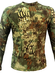 cheap -Long Sleeves 222 Top Wearproof Breathability Hunting