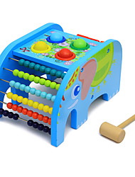cheap -Hammering / Pounding Toy Toy Abacus Baby & Toddler Toy Toys Elephant Wood Children's Pieces