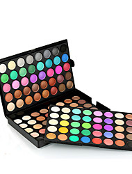 cheap -120 Eyeshadow Palette Dry Eyeshadow palette Daily Makeup Cosmetic Beauty Care Makeup for Face