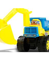 baratos -Brinquedos Escavadeiras Brinquedos Carrinhos de Fricção Tamanho Grande Plásticos Peças Crianças Dom