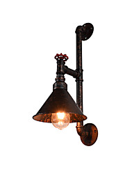 cheap -QSGD AC220V-240V 4W  E27 Led Light SWall Light LED Wall Sconces Wall Iron Wall Lamp Retro Vintage Modern Upscale Bar West Restaurant Coffee Shop