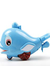 economico -HUILE Materassino gonfiabile Giocattolo per il bagnetto Giocattoli Delfino A pelle di coccodrillo Plastica Per bambini Pezzi