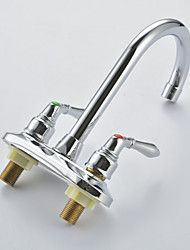 Copper Hot/Cold Drinking Water Basin Kitchen/Bath Mixer Taps Faucet