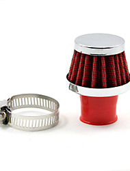 cheap -Universal Replacement Parts Flow Turbo Air Filter Intake System 25MM