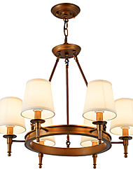 cheap -Tiffany Rustic/Lodge Vintage Modern/Contemporary Traditional/Classic Retro Lantern Drum Country Island Globe Bowl LED Designers Flush