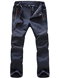 cheap -Men's Hiking Pants Cycling Pants / Trousers Bottoms for Running/Jogging XL XXL XXXL 4XL 5XL