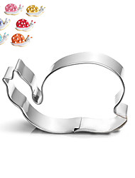 cheap -Mold Animal For Sandwich For Ice For Chocolate For Cookie For Cake For Bread Stainless Steel Eco-friendly DIY Thanksgiving Valentine's