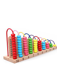 cheap -Building Blocks Toy Abacus Math Toy Educational Toy Eco-friendly Classic Kid's Toy Gift
