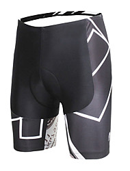 Breathable New Men 's Cycling Shorts Bike TROUSERS With 3 d Pad LycraDK750