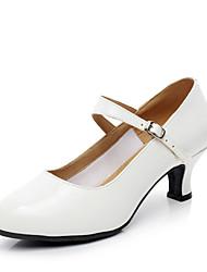 Personalizzabile Da donna Danza moderna Tacchi Per interni Tacco su misura Bianco 5 - 6,8 cm