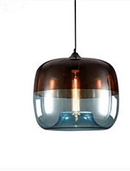 cheap -Drum Pendant Light Ambient Light - LED, 110-120V / 220-240V, Warm White, Bulb Not Included / 5-10㎡ / E26 / E27