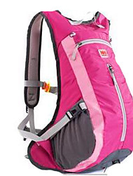 15 L Ciclismo Backpack zaino Nylon