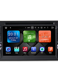 cheap -6.2 Inch 2Din Octa Core Android 6.0 Car Multimedia Audio GPS Player System 2GB RAM With Wifi EX-3G EX-TV DAB Universal WB6546