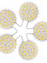 ywxlight® 1,5 watt led-pin-lichter t 27 smd 2835 100-150 lm warmweiß kaltweiß 110 v