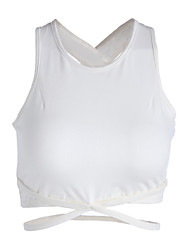 cheap -Women's Chic & Modern Cotton Tank Top - Solid Colored, Butterly Style