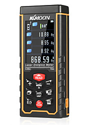 cheap -KKmoon Handheld Laser Rangefinder High Precision Color Handheld Infrared Rangefinder Laser Ruler