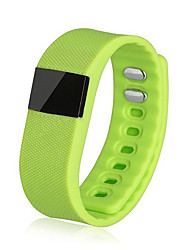 cheap -TW64 Silicone Gift Smart Bracelet Phone Bluetooth Wear Sports Lovers Step Gauge Health Bracelet