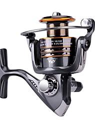 economico -Mulinelli da pesca Mulinelli per spinning Lenze da carpa Lenze da pesca nel ghiaccio 5.2:1 13 Cuscinetti a sfera IntercambiabilePesca di