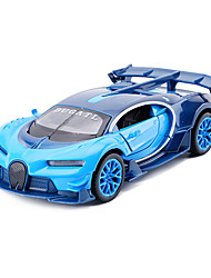 cheap -Toy Cars Model Car Toys Simulation Music & Light Car Metal Alloy Metal Alloy Metal Pieces Kids Unisex Boys' Gift
