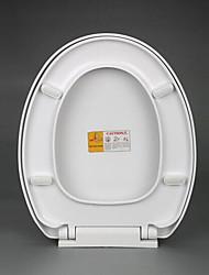 Toilet Seat  Slow-Close Round   Quick installation