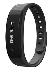 HHYH8Plus New Touch Smart Mobile Bracelet Pedometer Sleep Monitoring Caller ID Music Control Bluetooth Wristbands Android IOS