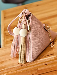 Women Bags PU Clutch for Casual All Seasons Black Blushing Pink Gray Brown