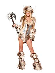 Costumi da supereroi Regina Cosplay Costumi Cosplay Vestito da Serata Elegante Feste/vacanze Costumi Halloween Altro Vintage