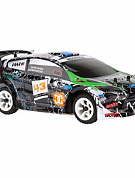 RC Car WL Toys K989 2.4G High Speed 4WD Drift Car Buggy SUV 1:28 Brush Electric 30 KM/H Remote Control Rechargeable Electric