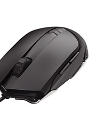 LOFREE 125 6 keys 5000DPI USB Wired Game Mouse with 180cm Cable