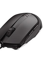 Lofree 125 6 tasti 5000dpi usb mouse collegato con cavo 180cm