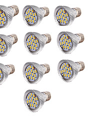 cheap -6W E27 LED Spotlight 15 leds SMD 5630 Warm White 700lm 3000K AC 85-265V