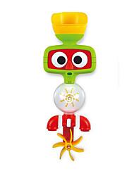 abordables -Juguete de Agua Juguete de Baño Carros de juguete Juguetes Plásticos Piezas Niños Regalo