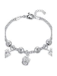 Women's Chain Bracelet Charm Bracelet Jewelry Natural Friendship Gothic Movie Jewelry Fashion Vintage Bohemian Punk Hip-Hop Rock Handmade