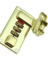 cheap -CCM 51632 Password Unlocked 3 Digit Password Dail Lock and Password Lock Drawer Lock