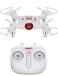 abordables -RC Drone SYMA X21 4.0 6 Axes 2.4G Quadri rotor RC Auto-Décollage / Vol Rotatif De 360 Degrés Quadri rotor RC / Câble USB / Tournevis