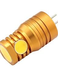 preiswerte -2W G4 LED Doppel-Pin Leuchten T 4 Leds COB Warmes Weiß 180lm 2800-3500;5000-6500