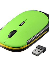Office Gift 2.4G Wireless Notebook Mouse
