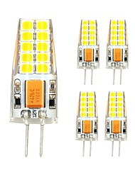 abordables -3W G4 Luces LED de Doble Pin T 20 leds SMD 2835 Blanco Cálido Blanco Fresco 280lm 2800-3500;5000-6500