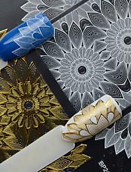 economico -1 Adesivi per manicure Articoli DIY Per ragazza Cosmetici e trucchi Fantasie design per manicure