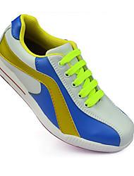 abordables -Chaussures de Golf Enfant Garçon Golf Coussin Confortable Antidérapant Des sports Sport extérieur Utilisation Exercice Sport de détente